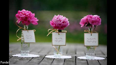 cheap wedding table decoration ideas 2017 youtube