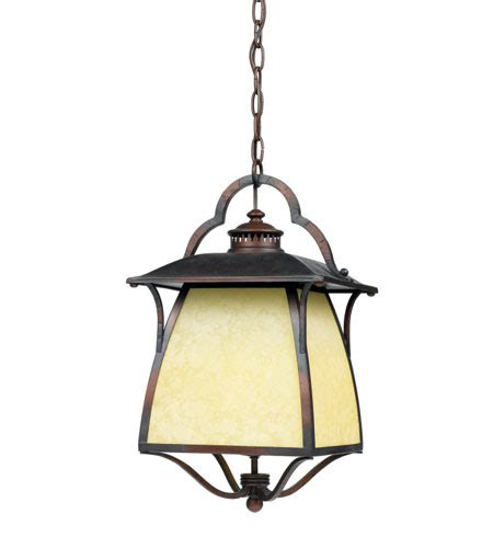 quoizel lighting cozy cottage 1 light outdoor hanging