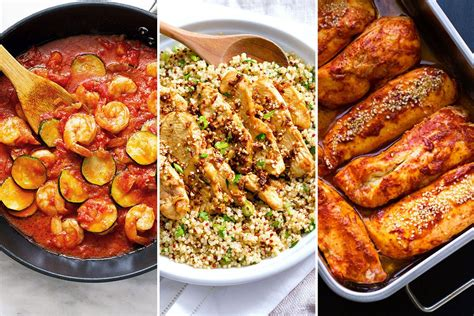 20 healthy quick dinners diet healthy