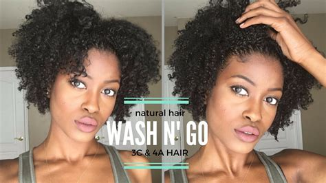 easy naturally curly hair routine defined wash 4a
