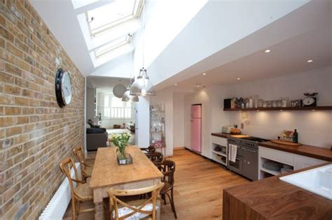 narrow victorian house side extension google search ideas