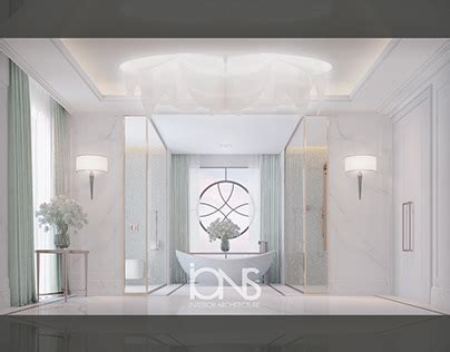 lounge room design refined transitional style behance