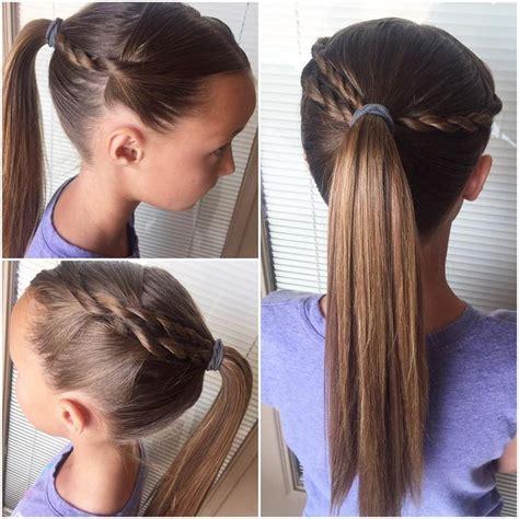 50 cute girl hairstyles easy hairdos princess check