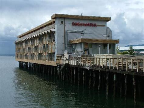 edgewater hotel seattle wa places america pinterest