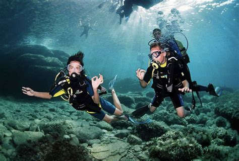 scuba diving beginners san antonio ibiza