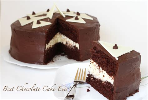 chocolate cake white chocolate mousse delicious wordflux