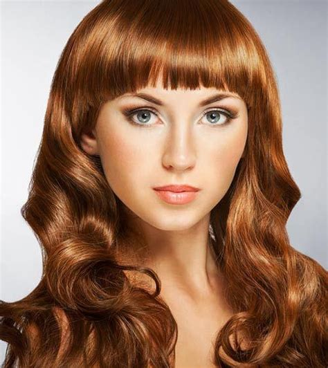 20 incredible curly hairstyles bangs curly hair styles