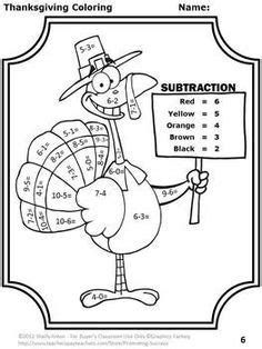 turkey math mystery pictures super teacher worksheets holidays