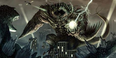 kaiju battle saturday showcase cool monster art