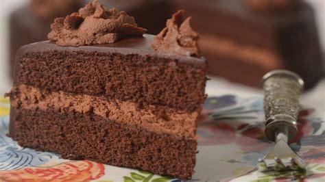 chocolate genoise recipe demonstration joyofbaking youtube chocolate genoise