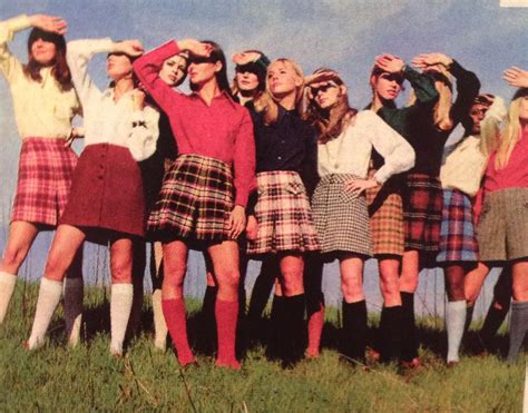 typical high school attire late 60s early 70s