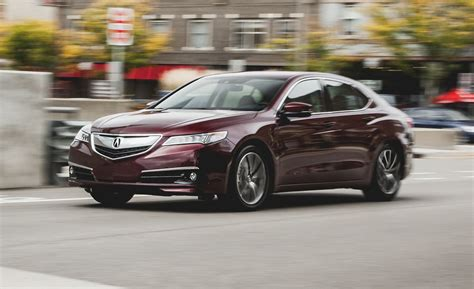 2015 acura tlx 3 5 6 fwd test