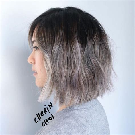 thinking san francisco hair haircolor sf sfhair grey
