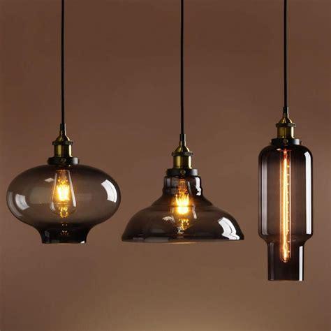 antique mini pendant light shades glass lights torch