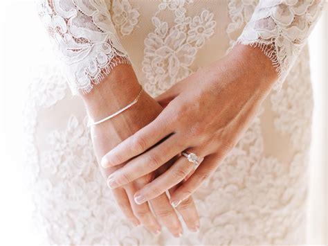 ring finger hand wedding engagement ring