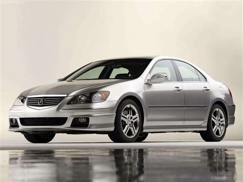 acura rl aspec performance package 2005 pictures information