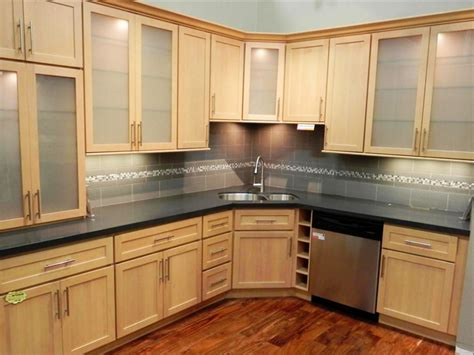 beautiful kitchens maple cabinets green kitchen hardware oak