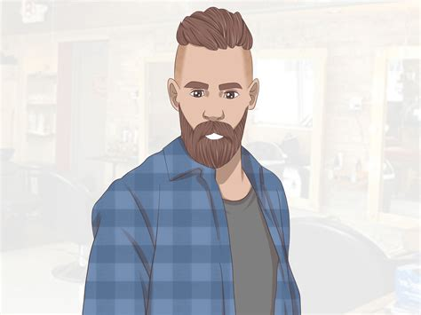 fade haircut 11 steps pictures wikihow