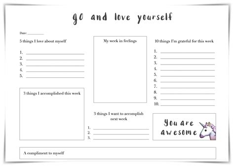 esteem worksheets esteem worksheets short questionnaires special