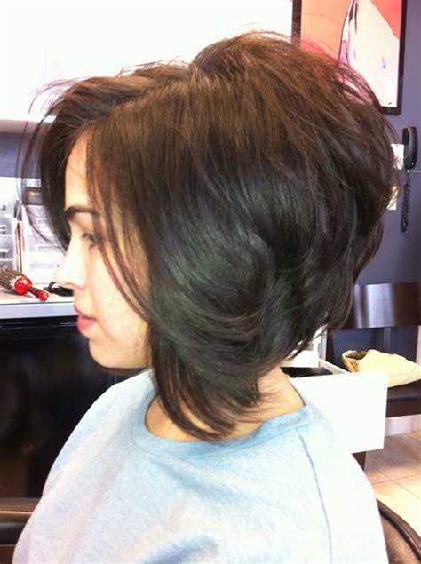 20 stacked layered bob bob haircut hairstyle ideas
