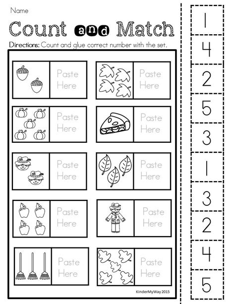 fall activities preschool numbers preschool preschool math preschool