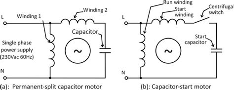 wiring single phase motor quora