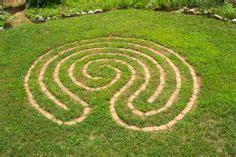27 images backyard maze pinterest walking meditation search