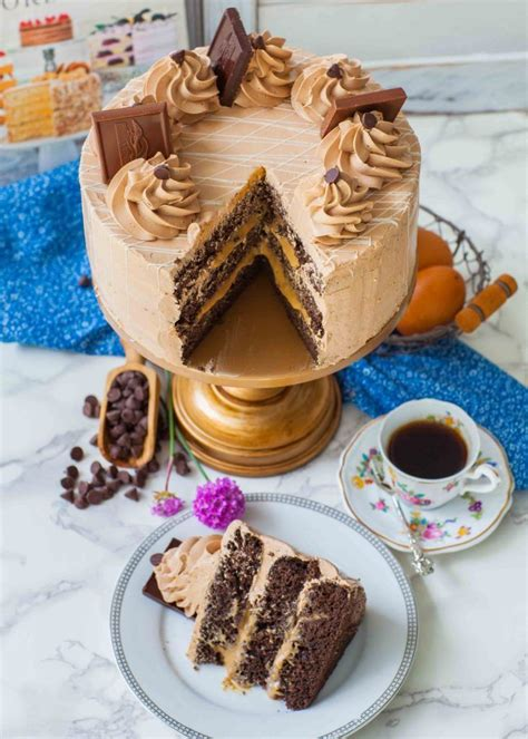 french buttercream coffee cake recipe french buttercream cake
