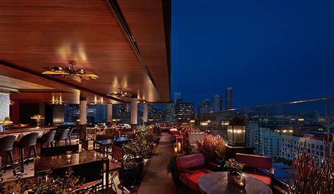 california hotels unveil culinary venues hotel business