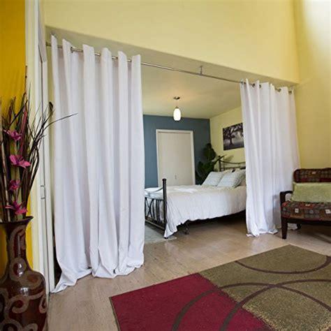 roomdividersnow premium heavyweight room divider curtain
