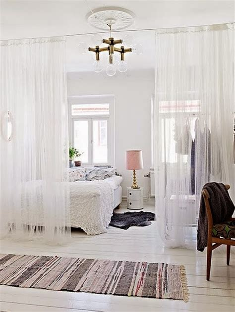 simple kind life inspiration curtain room dividers