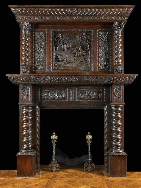 gothic antique fireplace mantels mirrors antique