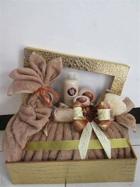 bathing kit gift tray seserahan souvenir pinterest bathing