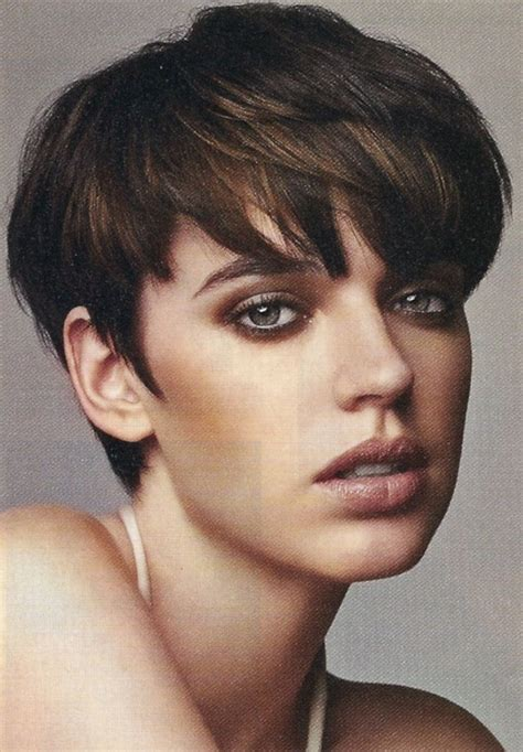 short layered wedge hairstyles cute layered wedge hairstyle