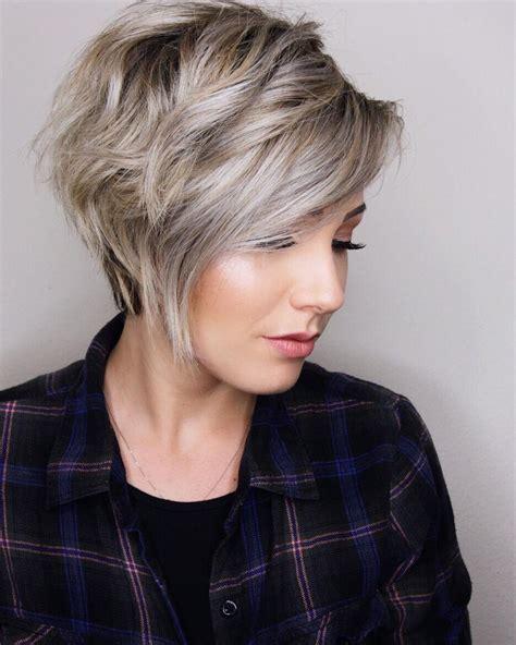 10 trendy layered short haircut ideas 2020 extra
