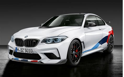 bmw m2 competition sharpened performance parts