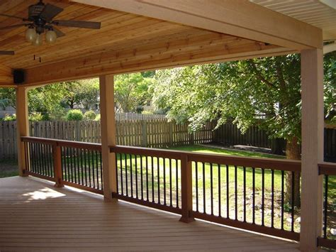 garden style tub covered porch ideas small covered