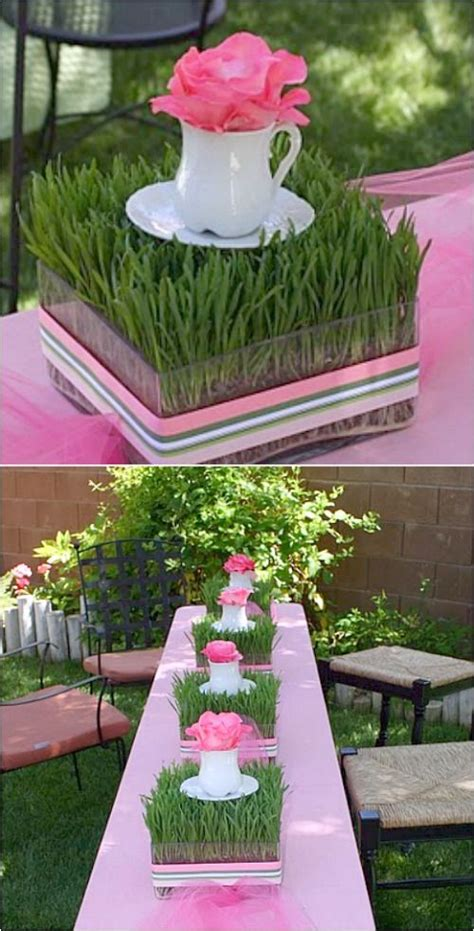 fun inexpensive table centerpieces perfect easter inexpensive centerpieces