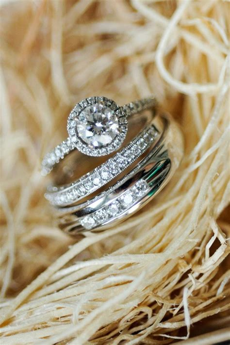16 inspiring creative engagement wedding ring photo shoot