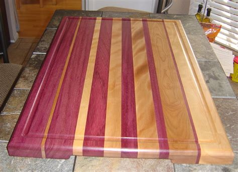 wood cutting boards free designs woodworking