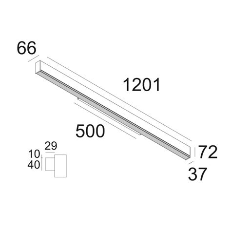 microline 30 wall 154 products delta light