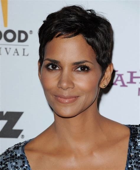 celebrity hairstyles haircut ideas halle berry short hairstyle