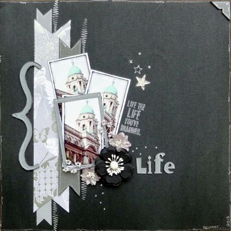 54 images black white scrapbooking pinterest white fence
