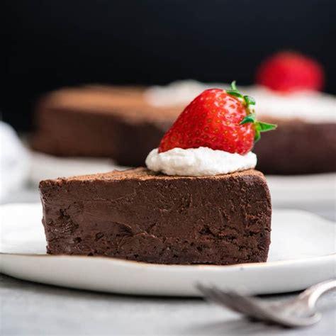 flourless chocolate cake recipe gluten free joyfoodsunshine