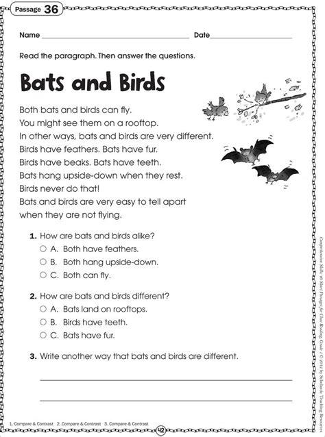 free printable reading comprehension worksheets kindergarten beautiful kindergarten