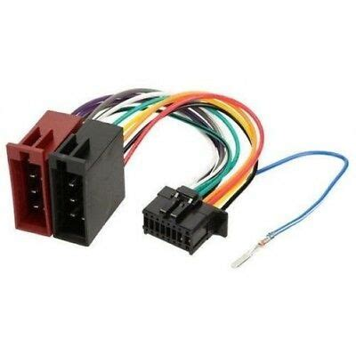 cable iso head unit pioneer avh 4000nex avh