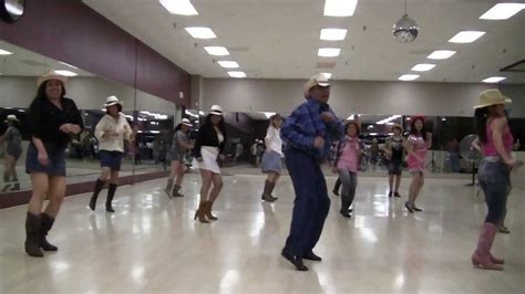 country girl shake improver line dance youtube