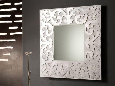 types wall mirrors decorative