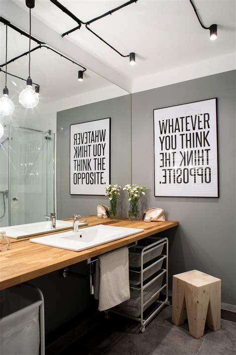 9 easy creative bathroom mirror ideas friends apartment