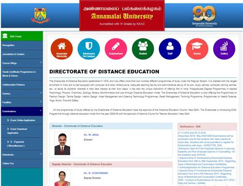 annamalai university genuineness certificate application form 2019 2020